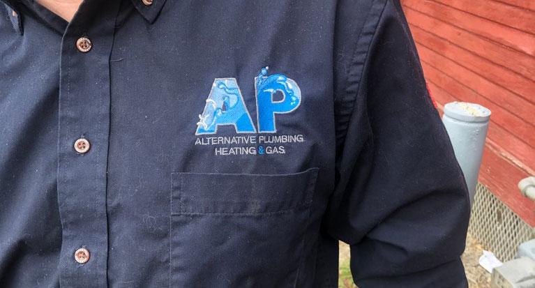 alternative plumbing heating